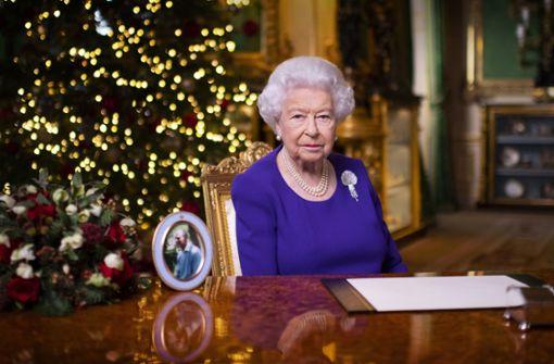 Königin spricht Briten Mut zu