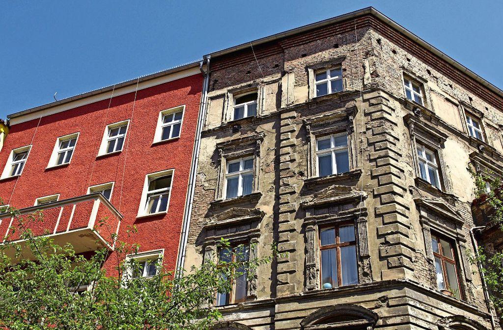 Immobilien-Modernisierungen haben  oft einen Strukturwandel zur Folge. Foto: Caro / Ruffer