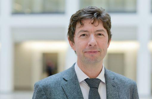 Christian Drosten hält Schillerrede 2020