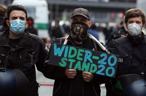 """Wer hinter """"Widerstand 2020"""" steckt"""