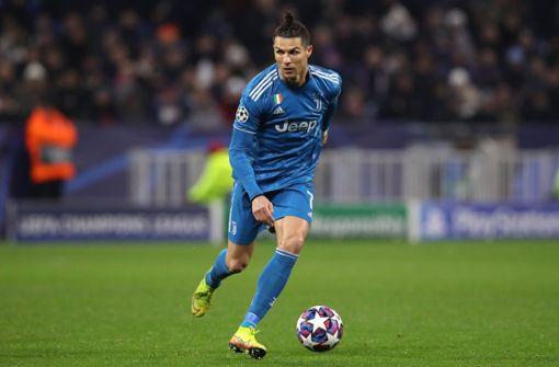 Cristiano Ronaldo fordert Fans zu Wettbewerb heraus