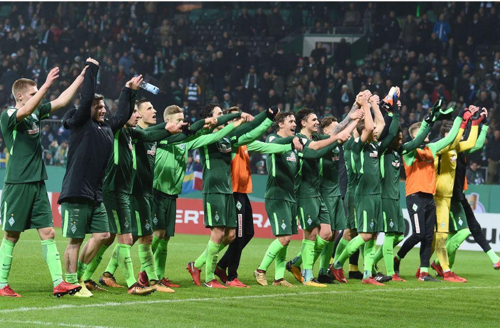 Leverkusen Bremen übertragung