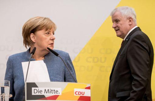 So denken die Stuttgarter über die Unionskrise