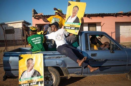 Bewährungsprobe für Regierungspartei bei Wahlen