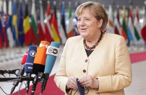 Merkel setzt auf den Dialog mit Polen