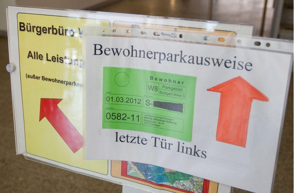 Bürgerservice eingeschränkt:  Von Freitag an sind die Bürgerbüros der Stadt geschlossen. Foto: Frank Eppler