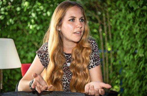 Nina Krippentz ist jetzt auch Influencerin