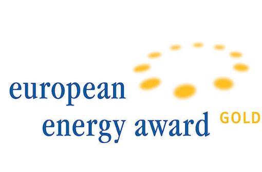 Eine Auszeichnung für Klimaschutz