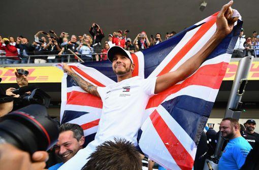 Lewis Hamilton musste Todesfall in der Familie verkraften