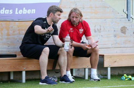 Stimmt die Mischung beim VfB?