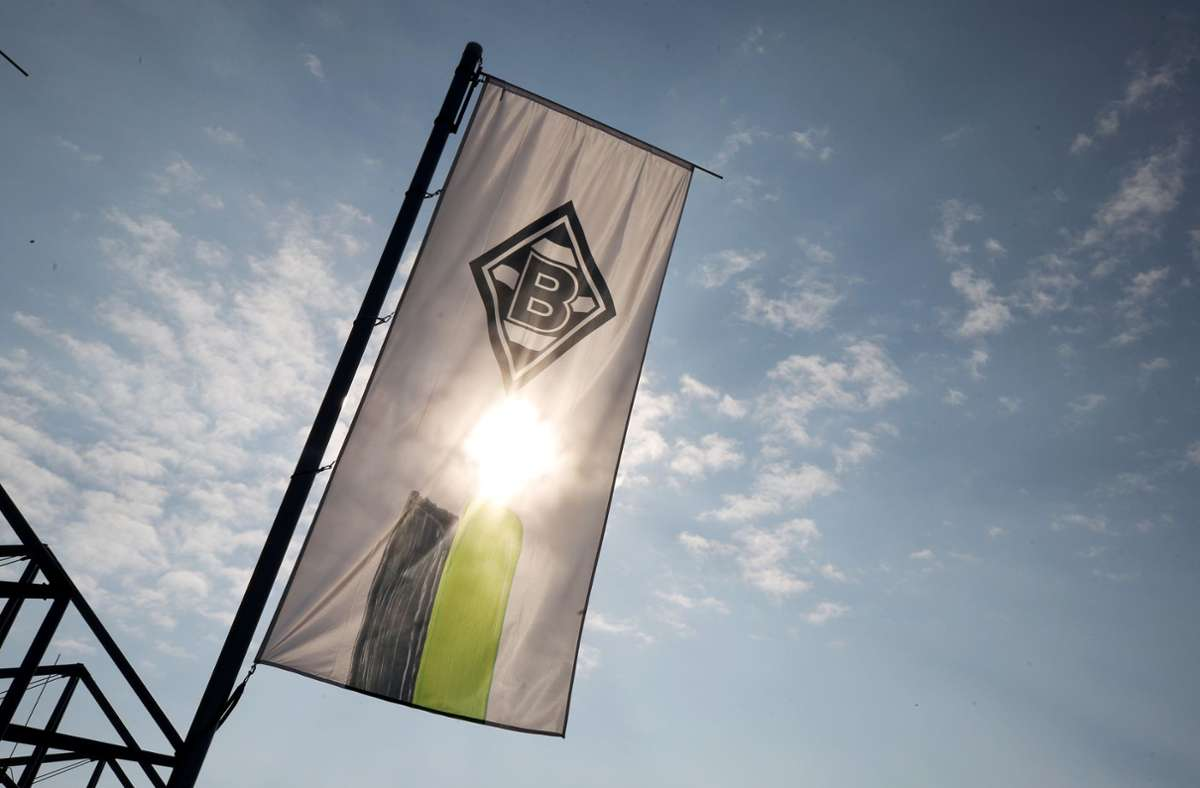 Die Borussia belohnte einen Fan, der mit einem Fernsehauftritt für Furore sorgte. Foto: dpa/Roland Weihrauch