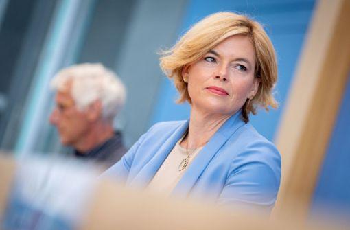 Julia Klöckner tritt nicht mehr als CDU-Chefin an