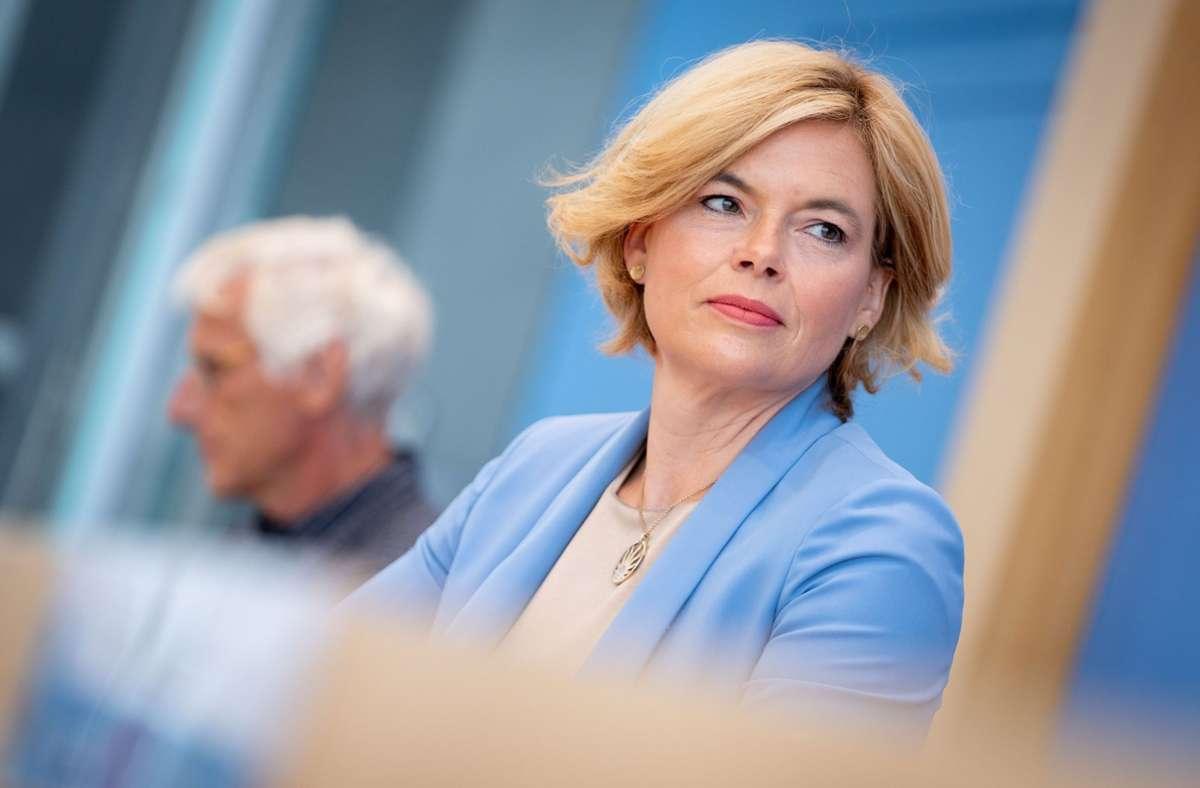 Julia Klöckner Foto: dpa/Kay Nietfeld