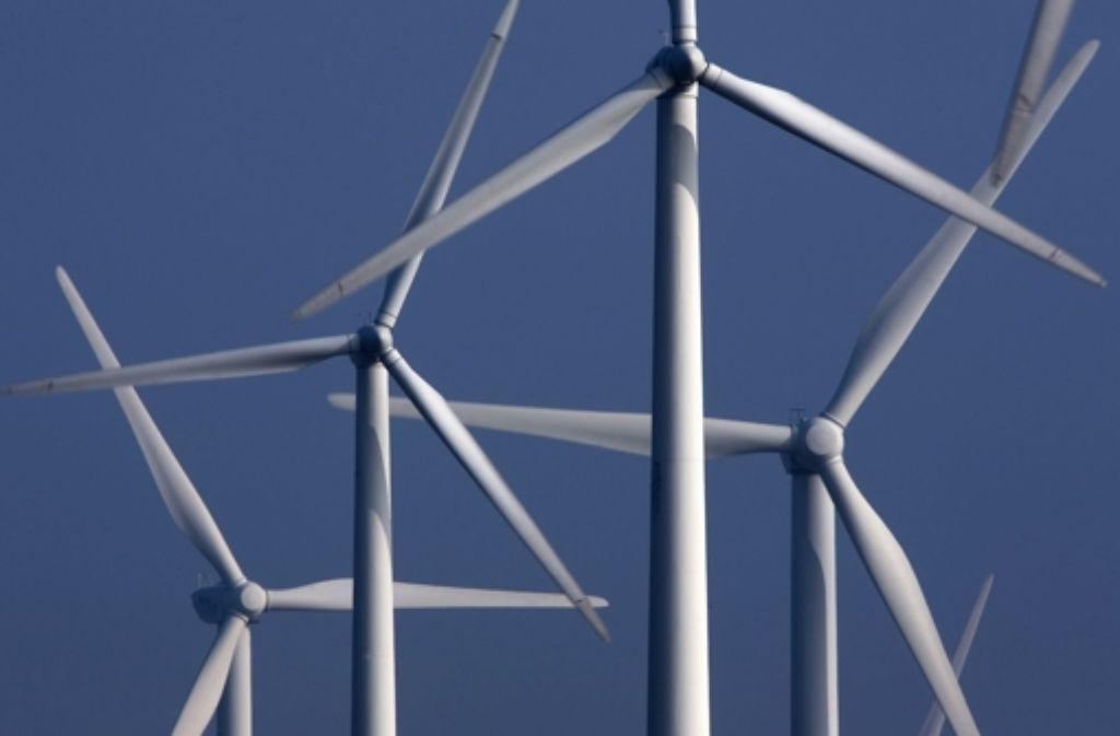 Im September soll über die Windkraftstandorte in der Region entschieden werden. Foto: dpa