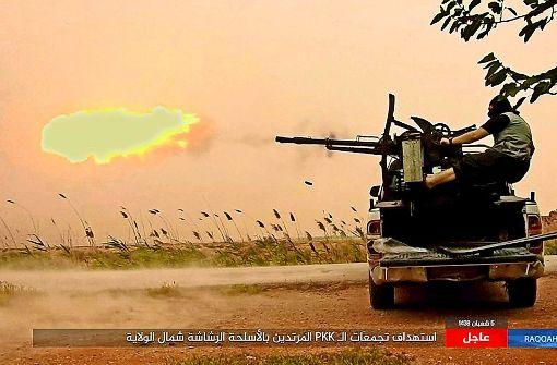Der IS nimmt Deutschland ins Visier