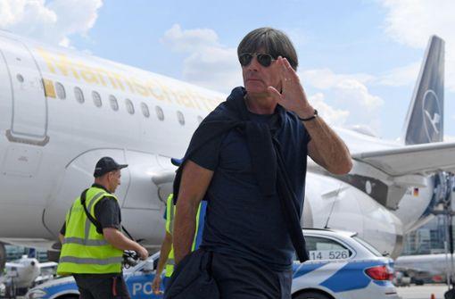 Medien: Löw bleibt trotz WM-Debakel Bundestrainer
