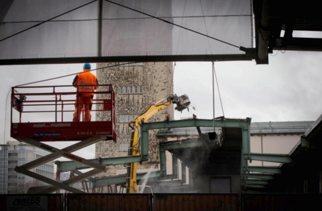 Stuttgart soll einen Tiefbahnhof haben, das findet die Industrie- und Handelskammer nach wie vor. Foto: Achim Zweygarth