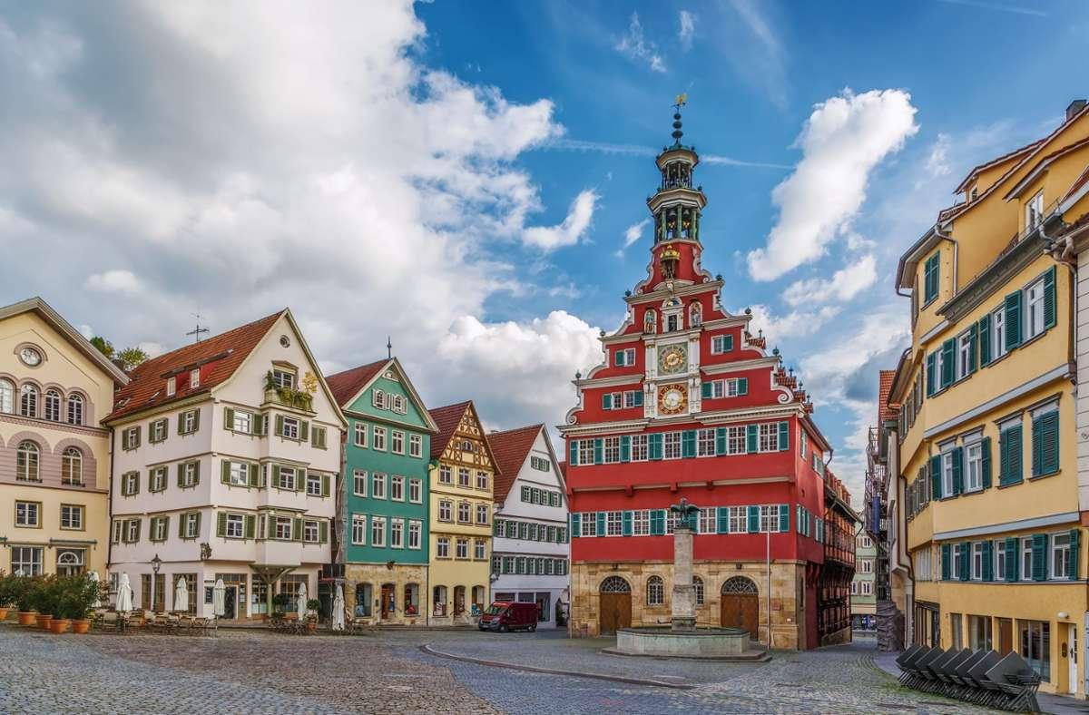 Wer wird der neue Rathauschef in Esslingen? (Symbolfoto) Foto: stock.adobe.com/Boris Breytman