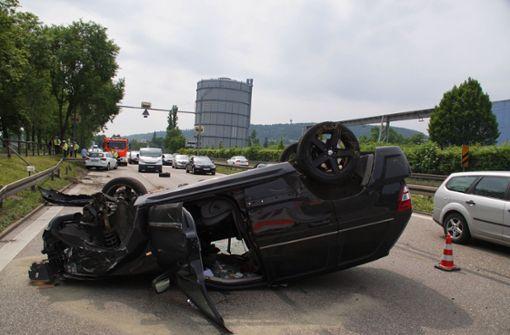 Polizei vermutet illegales Autorennen – Zeugen gesucht