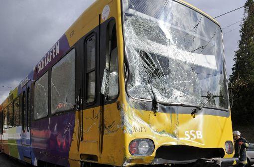 Wie Stadtbahn-Fahrern nach einem Unfall geholfen wird