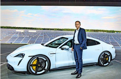 Porsche Taycan: Eine Fahrt ins Ungewisse