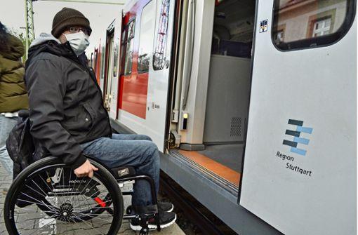 Hindernisse auf dem Weg zur S-Bahn