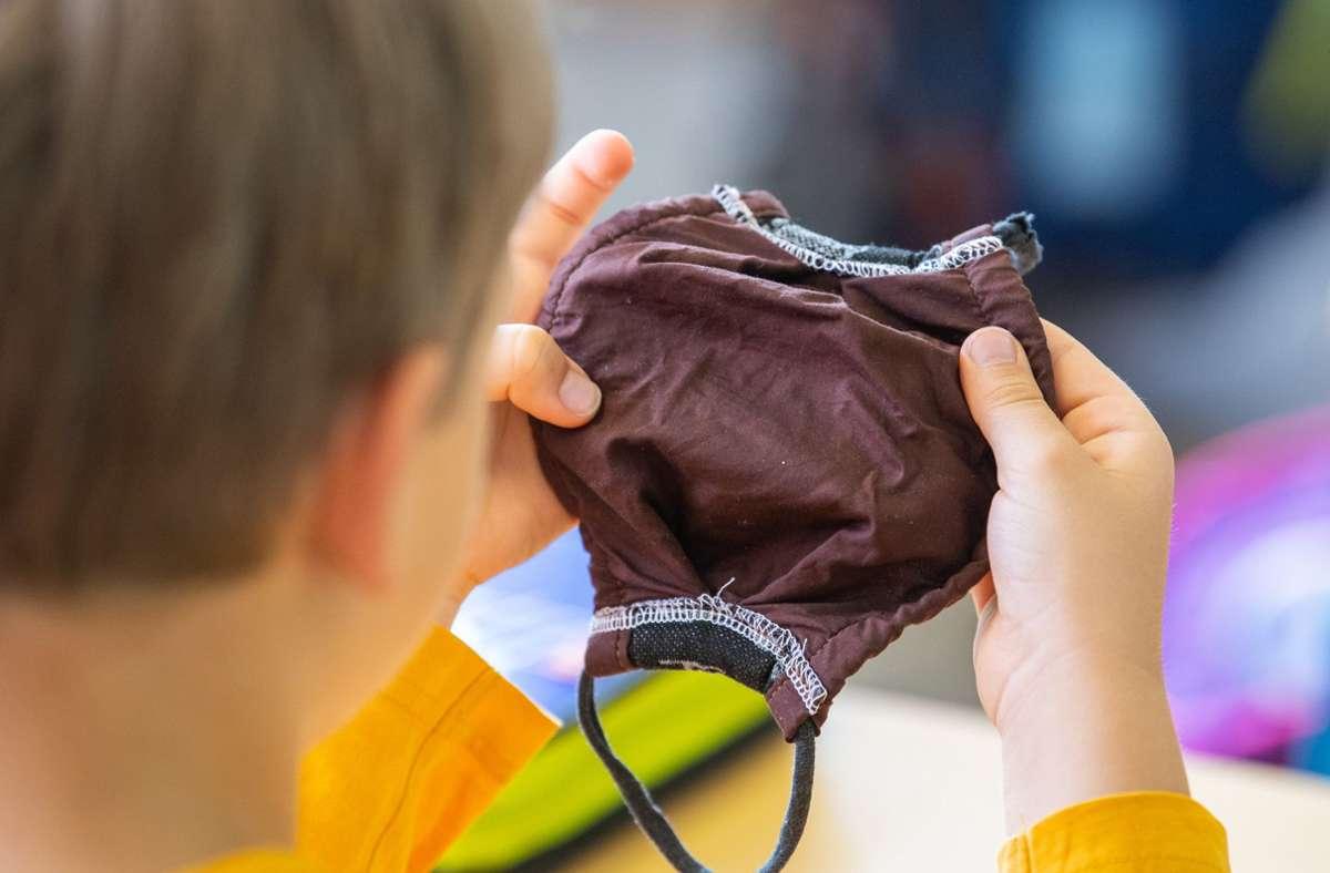 In Baden-Württemberg ist keine Maskenpflicht während des Unterrichts geplant – noch nicht. Foto: dpa/Robert Michael