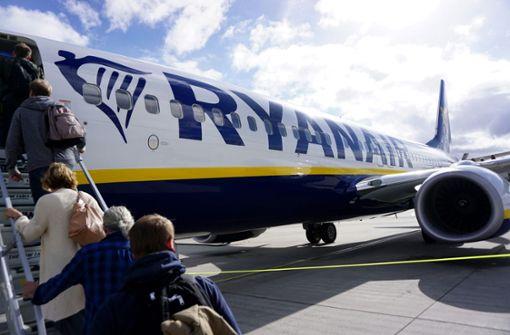 Stuttgart von Ryanair-Streik vorerst nicht betroffen