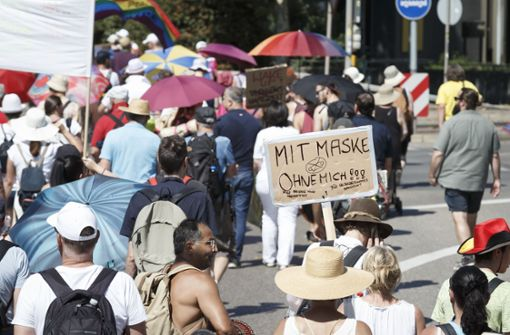 Initiative Querdenken verschiebt Demo