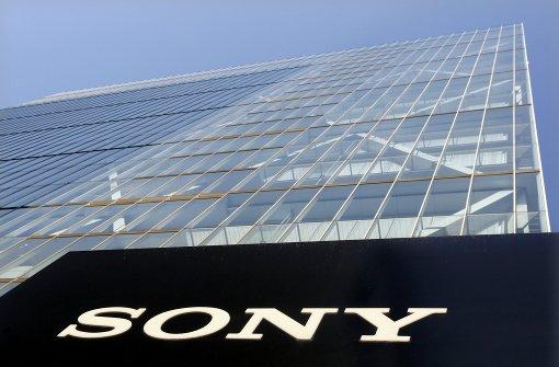 Sony rechnet mit Gewinneinbruch