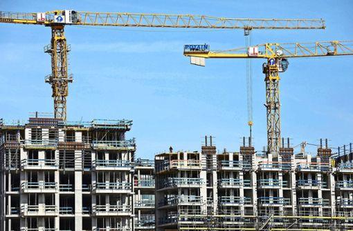 Weiterer Wohnbau scheucht Bürger auf