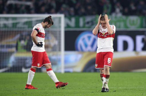 Die letzten zehn Spiele gegen Wolfsburg