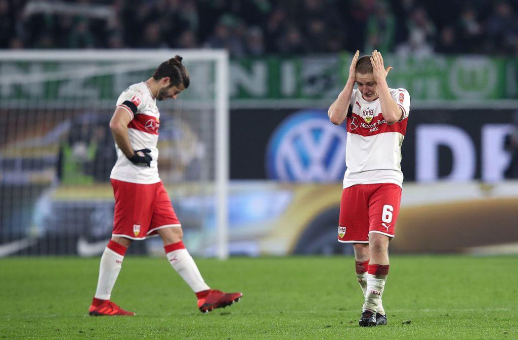 Au Backe, die Wölfe kommen: ein echter Angstgegner für den VfB. Foto: Getty