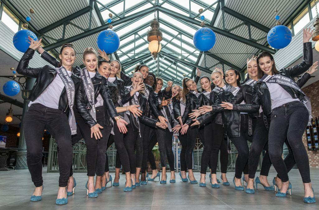 """Dass sich die Kandidatinnen für die Wahl zur """"Miss Germany"""" 2020 einem Schönheitsdiktat unterwerfen würden, unterstellen Besserwissende. Um diesem Vorwurf entgegen zu treten, hat sich der Wettbewerb neu aufgestellt – das Aussehen soll nicht mehr die Hauptrolle spielen. Foto: dpa/Patrick Seeger"""