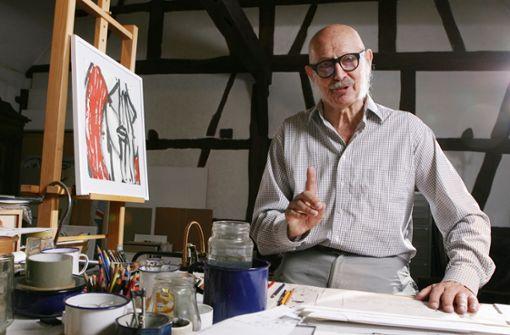 Maler aus Sachsenheim mit 93 Jahren gestorben
