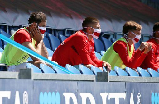 DFL und DFB kippen Maskenpflicht am Spielfeldrand