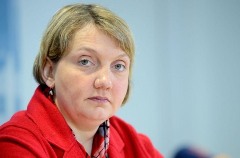 Die Bundestagsabgeordnete Katja Mast ist neue Chefin der SPD-Landesgruppe Foto: dpa