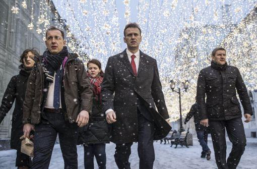 Nawalny setzt im Internet auf Angriff