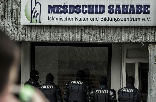 CDU streitet sich über Terrorabwehr