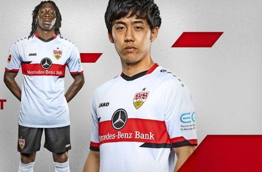 Das ist das neue Heimtrikot des VfB Stuttgart