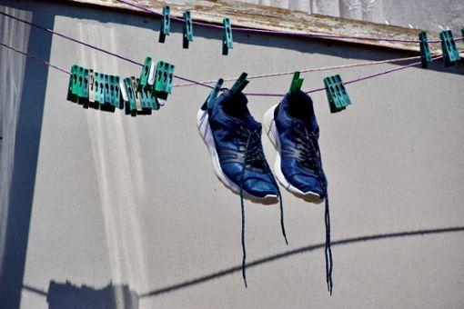 Vorschaubild zum Artikel Schuhe schnell trocknen