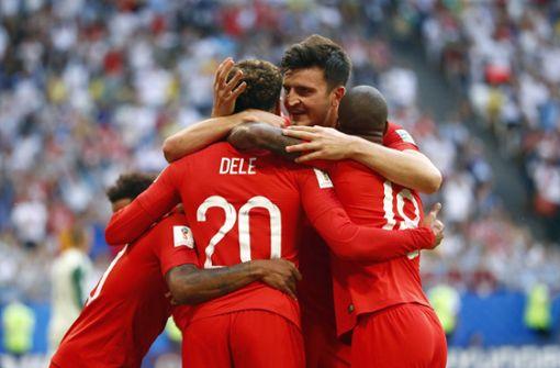 England nach Sieg über Schweden im Halbfinale