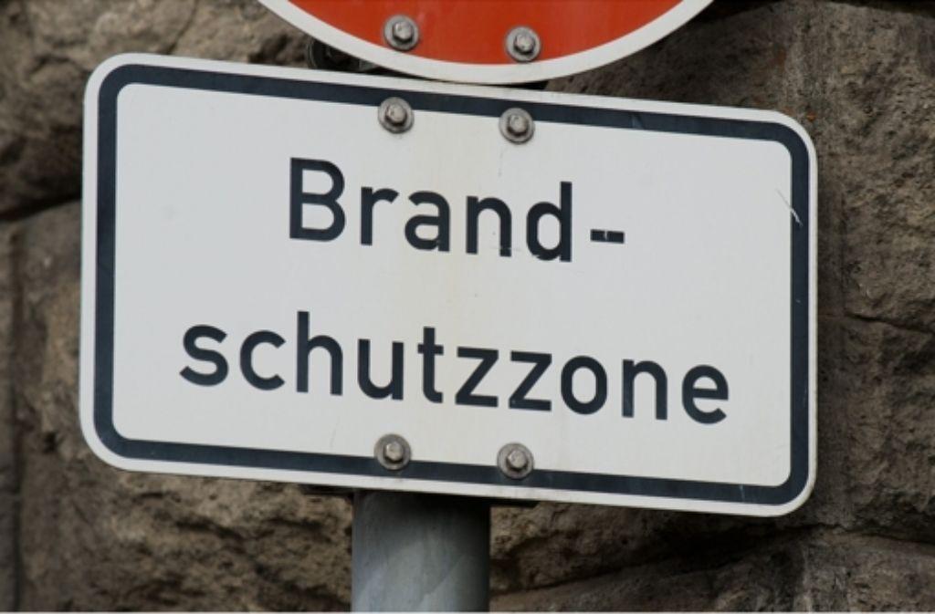Der Brandschutz ist bei Stuttgart 21 schon lange ein Thema. Wir dokumentieren die Geschichte des Bahnprojekts in einer Bilderstrecke. Foto: dpa