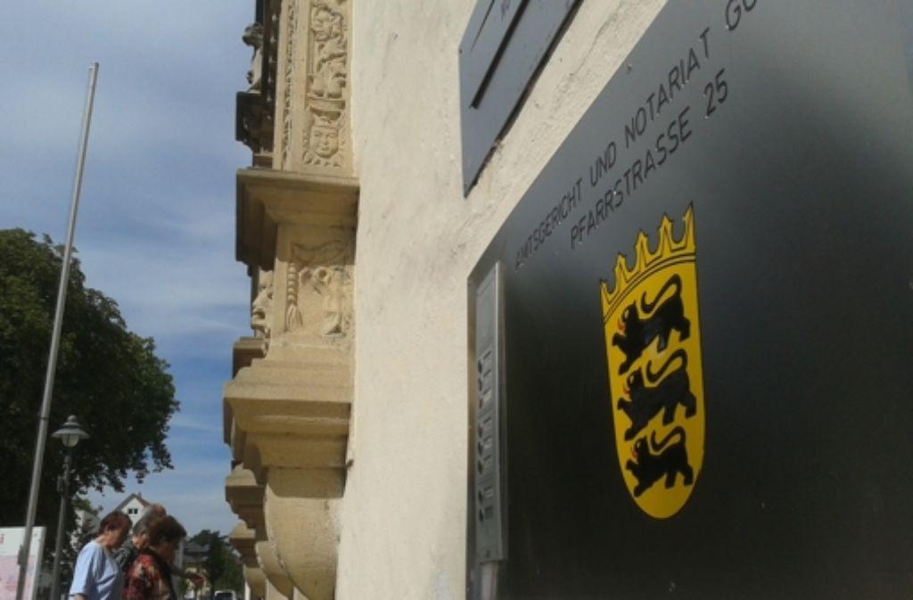 Ein Mann aus dem Umkreis der Big Brothers aus Geislingen ist vom Göppinger Amtsgericht verurteilt worden. Foto: StZ