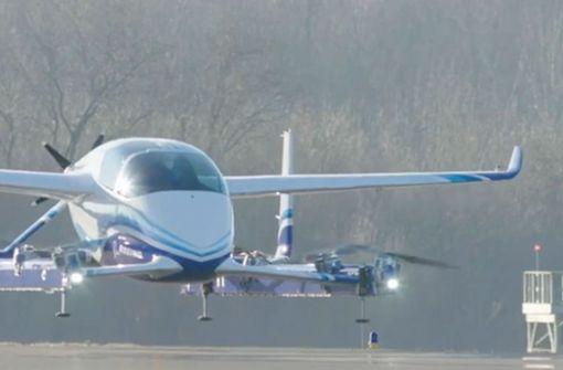 Boeing präsentiert unbemanntes Lufttaxi
