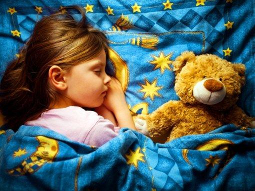 Tiefschlaf stärkt die Abwehrkraft und das Gedächtnis