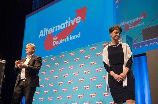 AfD kann Brexit-Triumph nicht richtig genießen