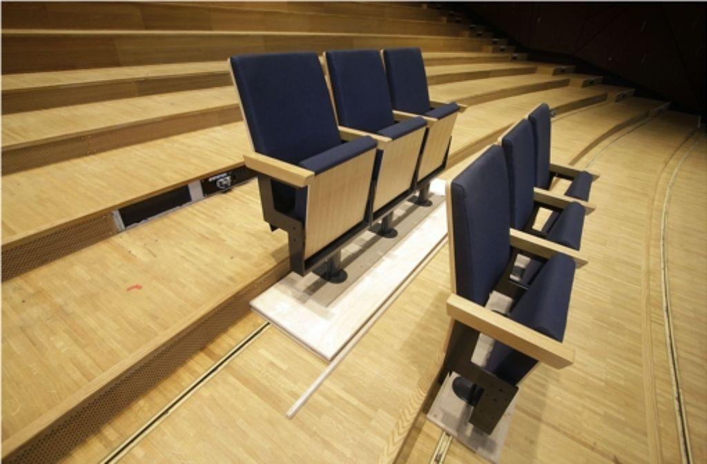 Die Stühle  sind ein Streitpunkt Foto: FACTUM-WEISE