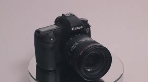 Canon EOS 6D - Videoansicht