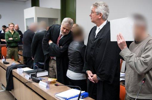 Rechte Terrorgruppe steht vor Gericht